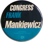 Frank Mankiewicz for Congress 1974