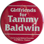 Girlfriends for Tammy Baldwin for Assembly