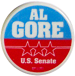 Al Gore for US Senate - 1984