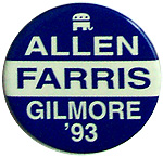George Allen - Mike Farris - Jim Gilmore - 1993