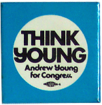 Andrew Young for Congress - 1970