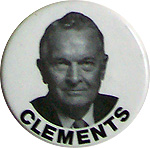 Bill Clements for Governor