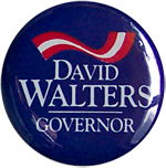 David Walters for Governor