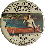 Larry Dodge - Libertarian