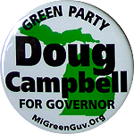 Doug Campbell - Green Party