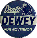 Draft Thomas Dewey for Governor