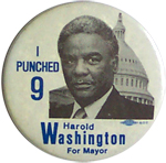 Harold Washington for Chicago Mayor