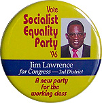 Jim Lawrence - Socialist for Congress