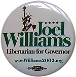 Joel Williams for Governor