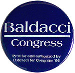John Baldacci for Congress - 1996
