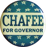 John Chafee for Governor - 1962
