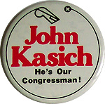 John Kasich for Congress - 1982