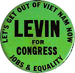 Jules Levin for Congress - NJ - 1966