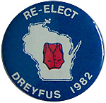 Lee Dreyfus for Governor 1982