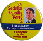 Socialist Equality Party - 1996