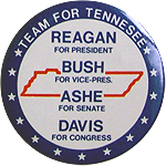 Reagan - Bush - Ashe - Davis