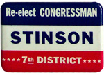 Reelect Congressman Stinson