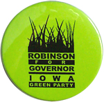 Jay Robinson - Green Party - 2002