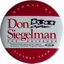 Don Siegelman for Governor  - 1998