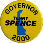 Terry Spence for Governor